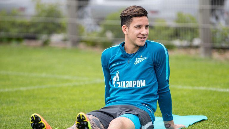 Дриусси не попал в заявку «Зенита» на матч с ЦСКА - фото
