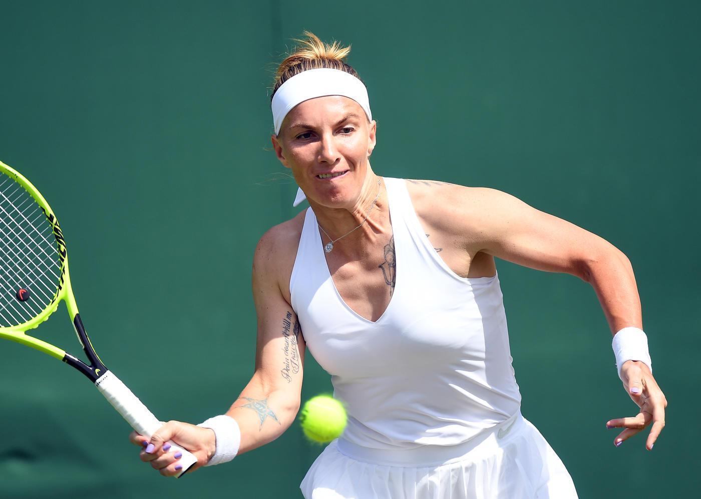Кузнецова одержала победу над Каролиной Плишковой на турнире в Цинциннати - фото