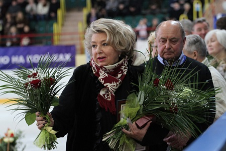 Татьяна Тарасова откроет виртуальный музей коньков - фото