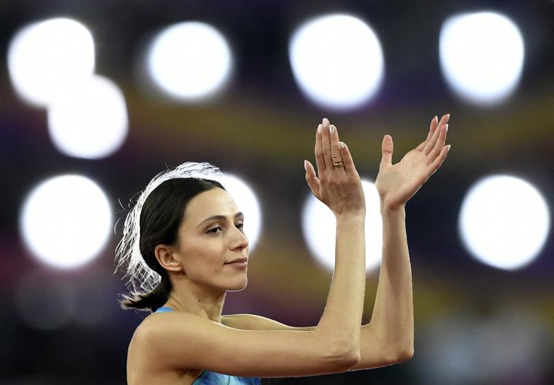 Ласицкене победила на чемпионате России. Это ее первый турнир в сезоне - фото