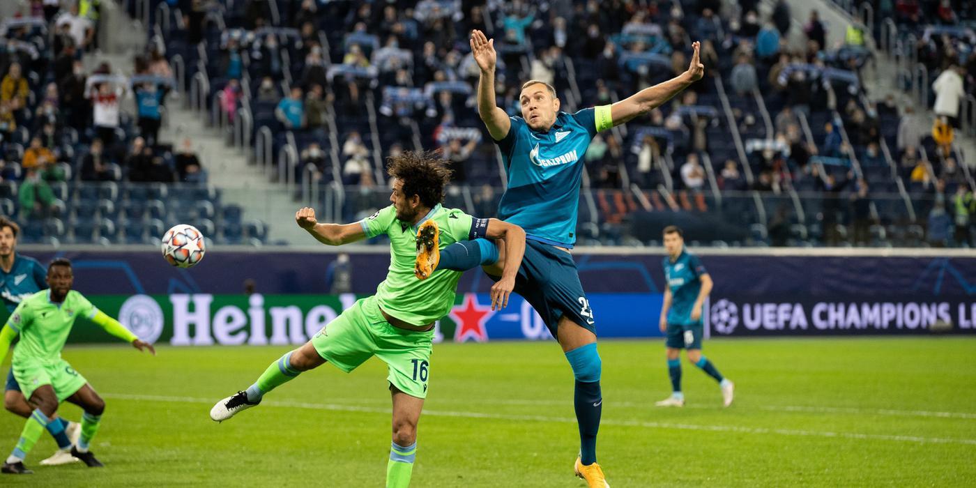 Обидный результат и обзор матча «Зенит» – «Лацио» - фото