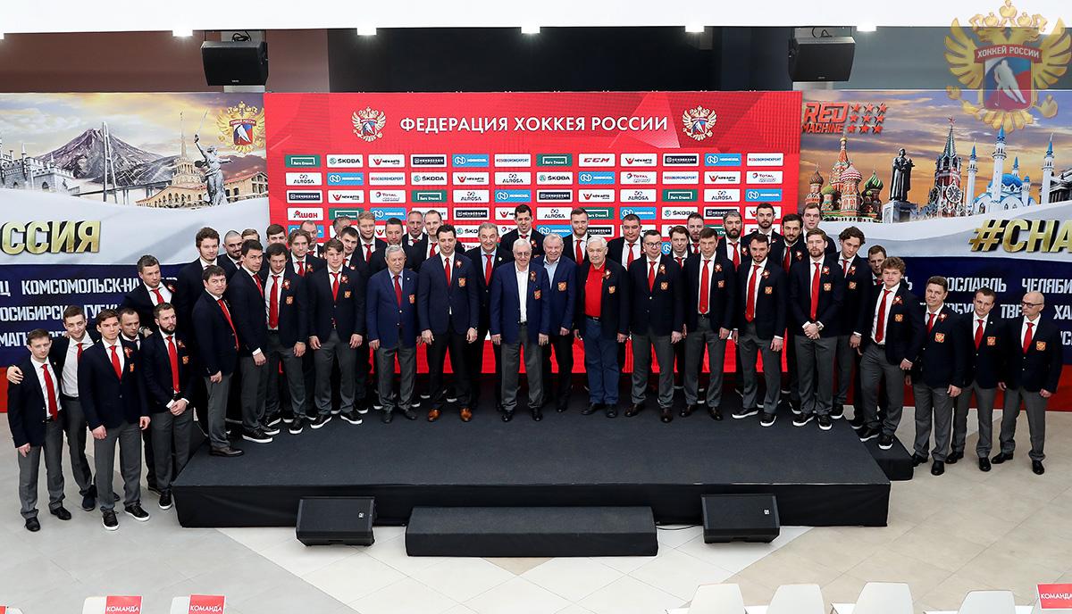 Сборной России не нужны игроки СКА? Такого не было с 2013 года - фото