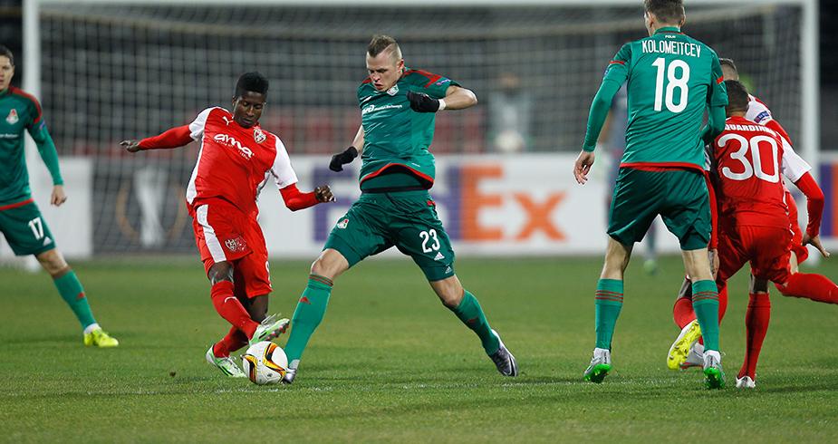 «Локомотив» прибыл в Ниццу на игру Лиги Европы - фото