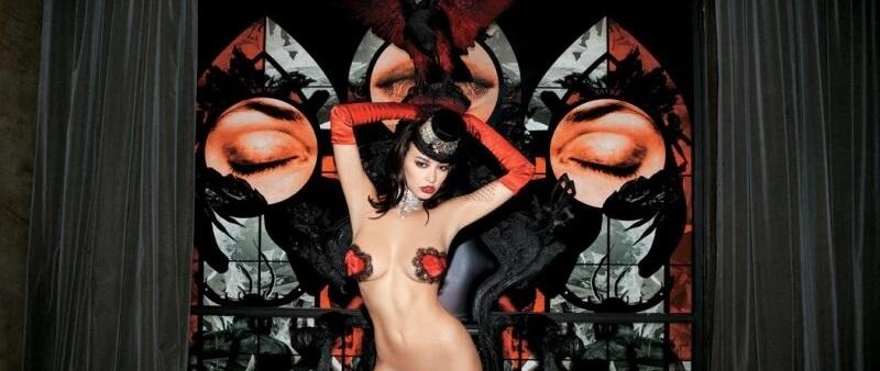 Болельщики «Спартака» все равно считают Зарему девушкой из Playboy - фото