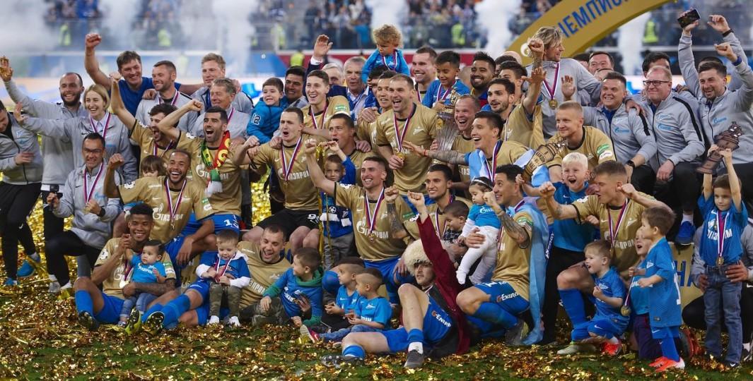 Константин Лепехин – о досрочном чемпионстве: «Зенит» не нуждается в каких-то подачках - фото