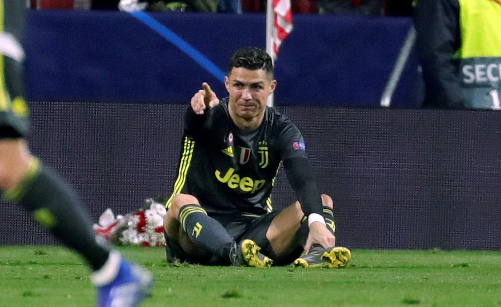 «Все может случиться». Роналду верит, что «Ювентус» пройдет «Атлетико» в Лиге чемпионов - фото