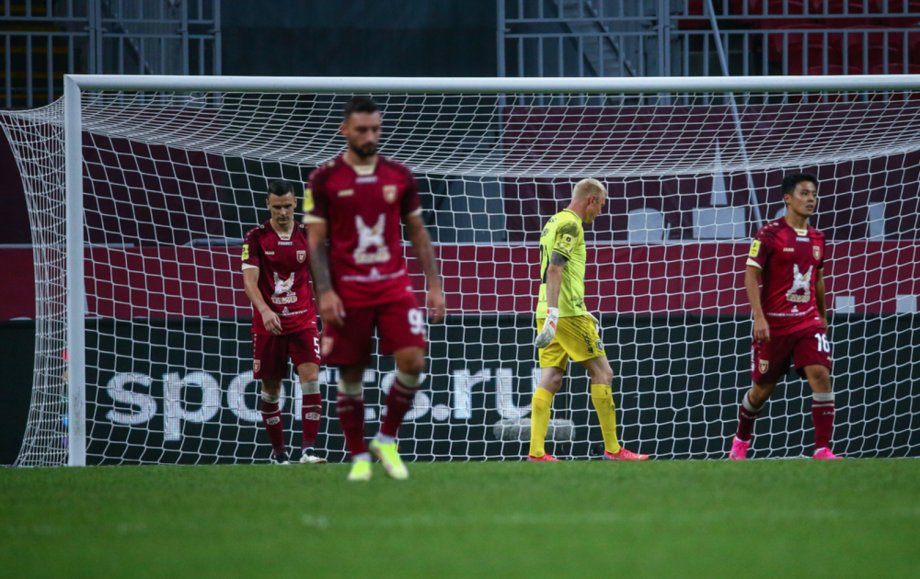 Россия в рейтинге УЕФА потеряла еще одну позицию - фото