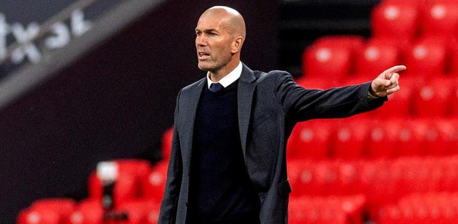 Зинедин Зидан покинул пост главного тренера «Реала» - фото