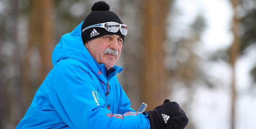 Личный тренер Логинова отбыл дисквалификацию - фото