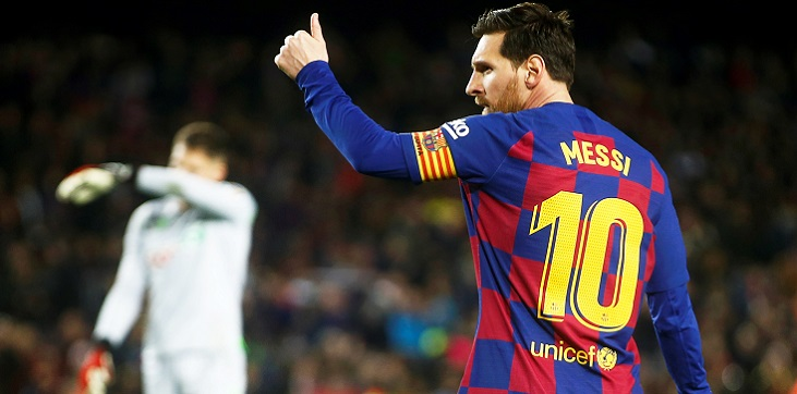 «Барселона» получила разрешение на продление контракта с Месси  - фото
