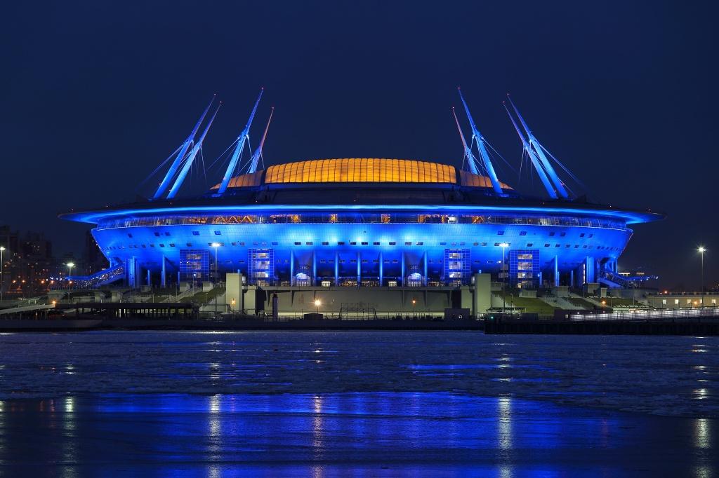 «Газпром Арена» появится на проездных билетах «Подорожник» - фото