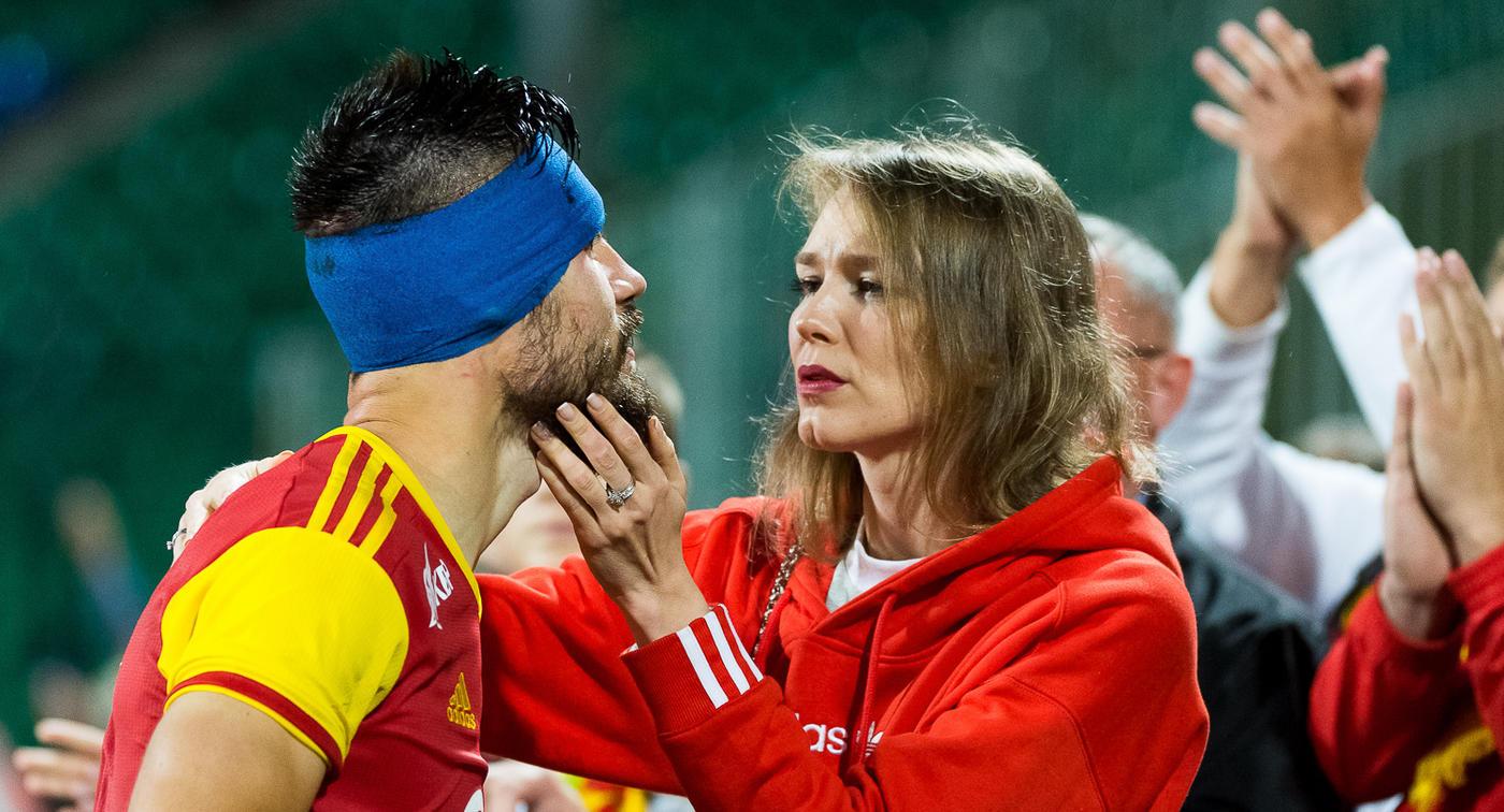 Беляев избежал серьезной травмы и сможет сыграть в ответной игре с «Нефтчи» - фото