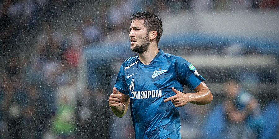 Три футболиста «Зенита» не приехали в Москву на Суперкубок России - фото