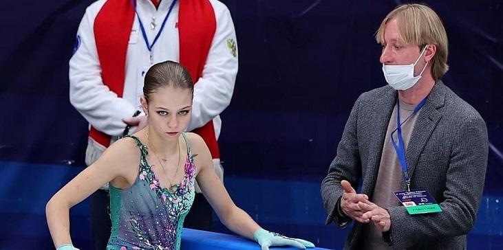 Косторная против Трусовой – замена противостоянию Загитовой и Медведевой - фото