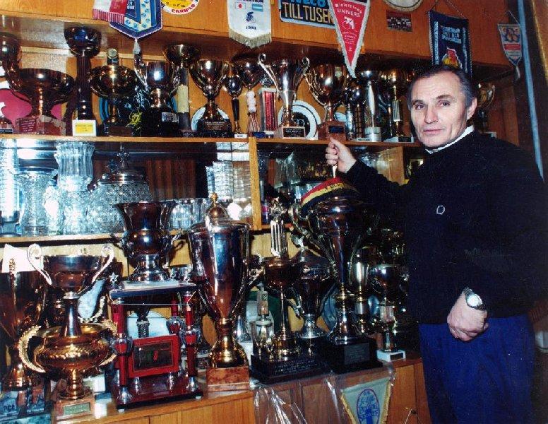 Тренеру олимпийских чемпионов Александру Кузнецову исполнилось 80 лет - фото