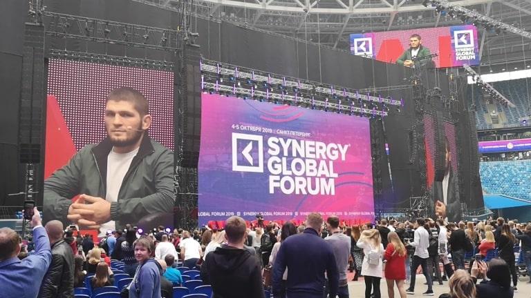 Хабиб Нурмагомедов: Подрался бы с Конором для расширения своих парников - фото