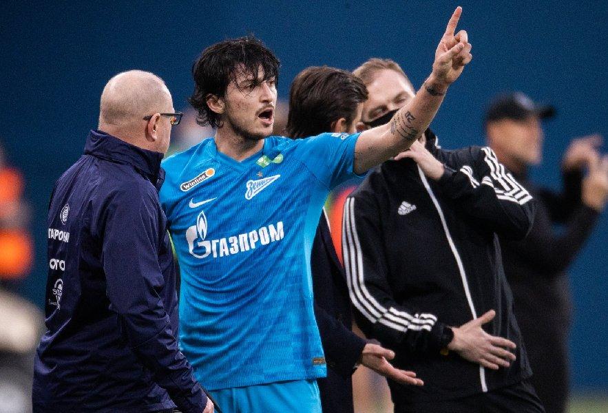 РФС оставил в силе дисквалификацию Азмуна по итогам матча «Зенит» - «Сочи» - фото
