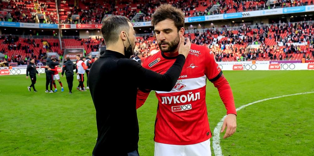 «Как верить тому, кто не хотел продлевать Джикию?»: Салихова – о спортивном директоре «Спартака» - фото