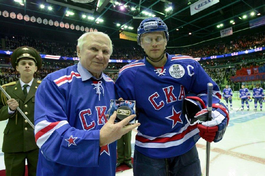Игорь Щурков: «СКА Арена» станет еще более комфортабельной для хоккеистов и болельщиков - фото