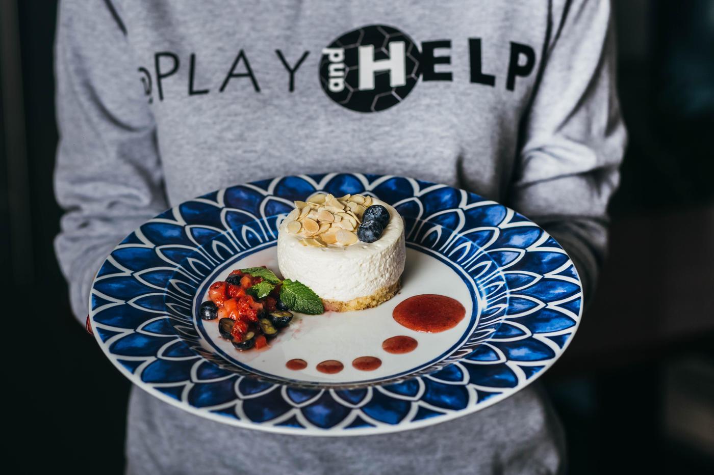 «Ешь со смыслом!» в ресторане ITALY вместе с «Play and Help» - фото