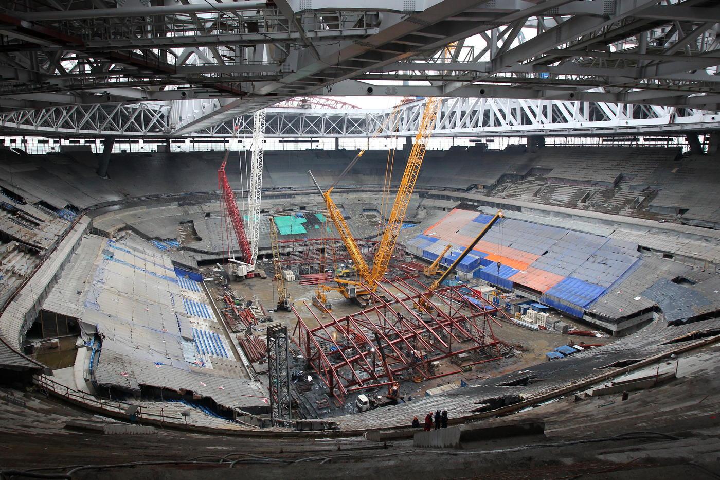 «Зенит-Арена» получит лучшее в Европе поле! - фото
