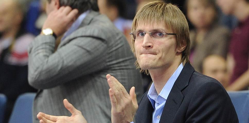 Андрей Кириленко и «Зенит» поддержали «Школу баскетбола» - фото