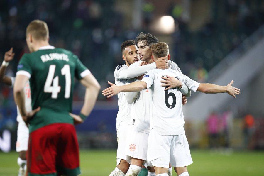 «Локомотив» хорошо сыграл против «Баварии», а толку? - фото