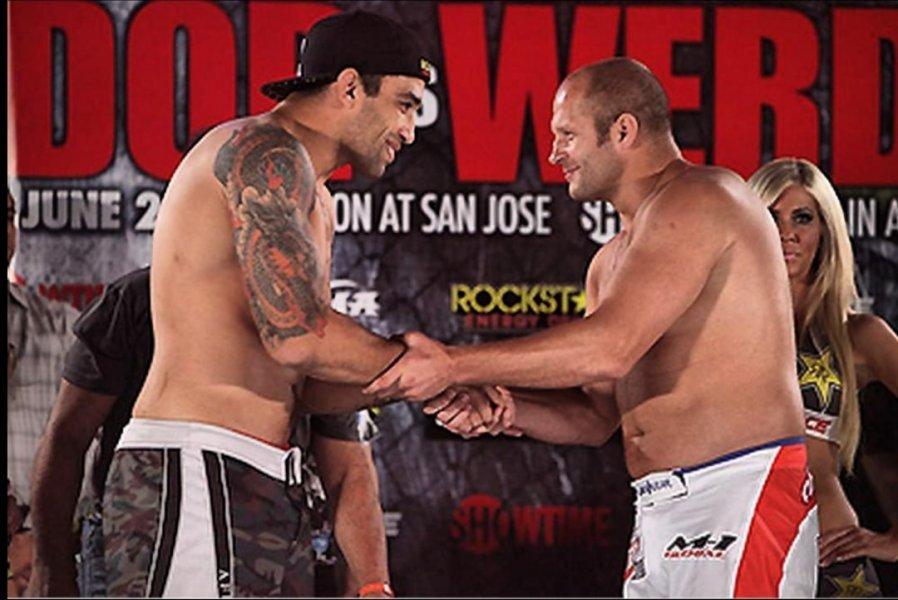 Емельяненко завершит свою карьеру поединком с бывшим бойцом UFC - фото