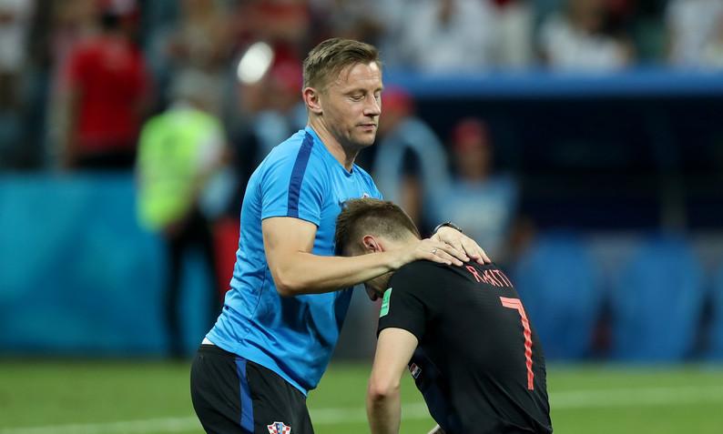 Олич вошел в тренерский штаб сборной Хорватии - фото