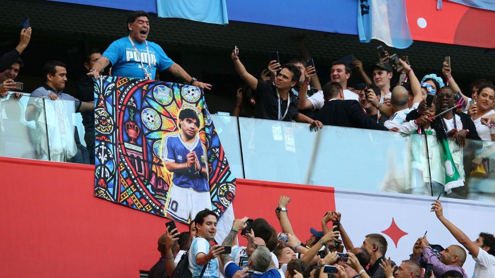 Почему Месси всегда будет хуже Марадоны - фото