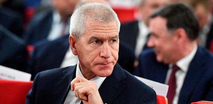 Матыцин считает, что отзыв аккредитации Московской антидопинговой лаборатории не повлияет на восстановление РУСАДА - фото