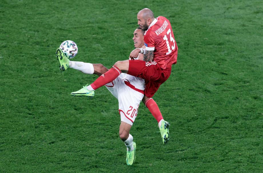 Пропустивший два матча на Евро-2020 Кудряшов считает, что у сборной были шансы на выход из группы - фото