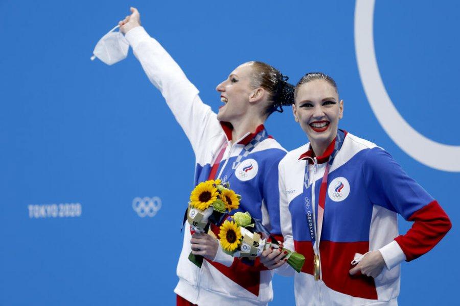 Непотопляемая. Россиянка Светлана Ромашина выиграла четвертую Олимпиаду подряд