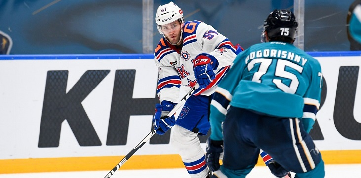 СКА под руководством Ротенберга разгромил «Сочи» в матче КХЛ - фото
