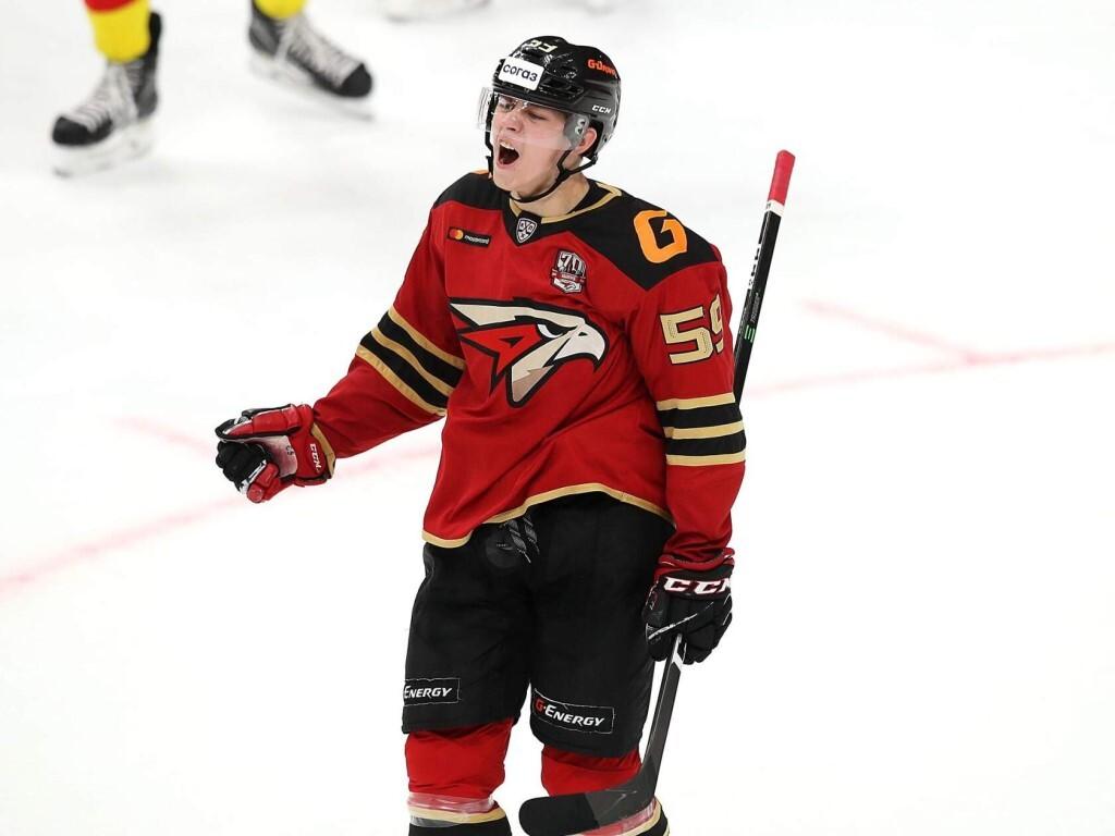 Агент Чинахова: Считаю, что Чинахов созрел для НХЛ - фото