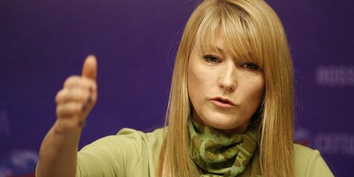 Журова – о словах Баньки: теперь сами убедились в подтасовках со стороны Родченкова - фото
