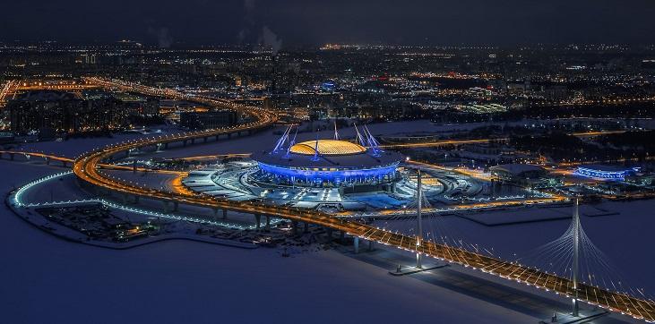 В Петербурге — лучший стадион в мире? - фото