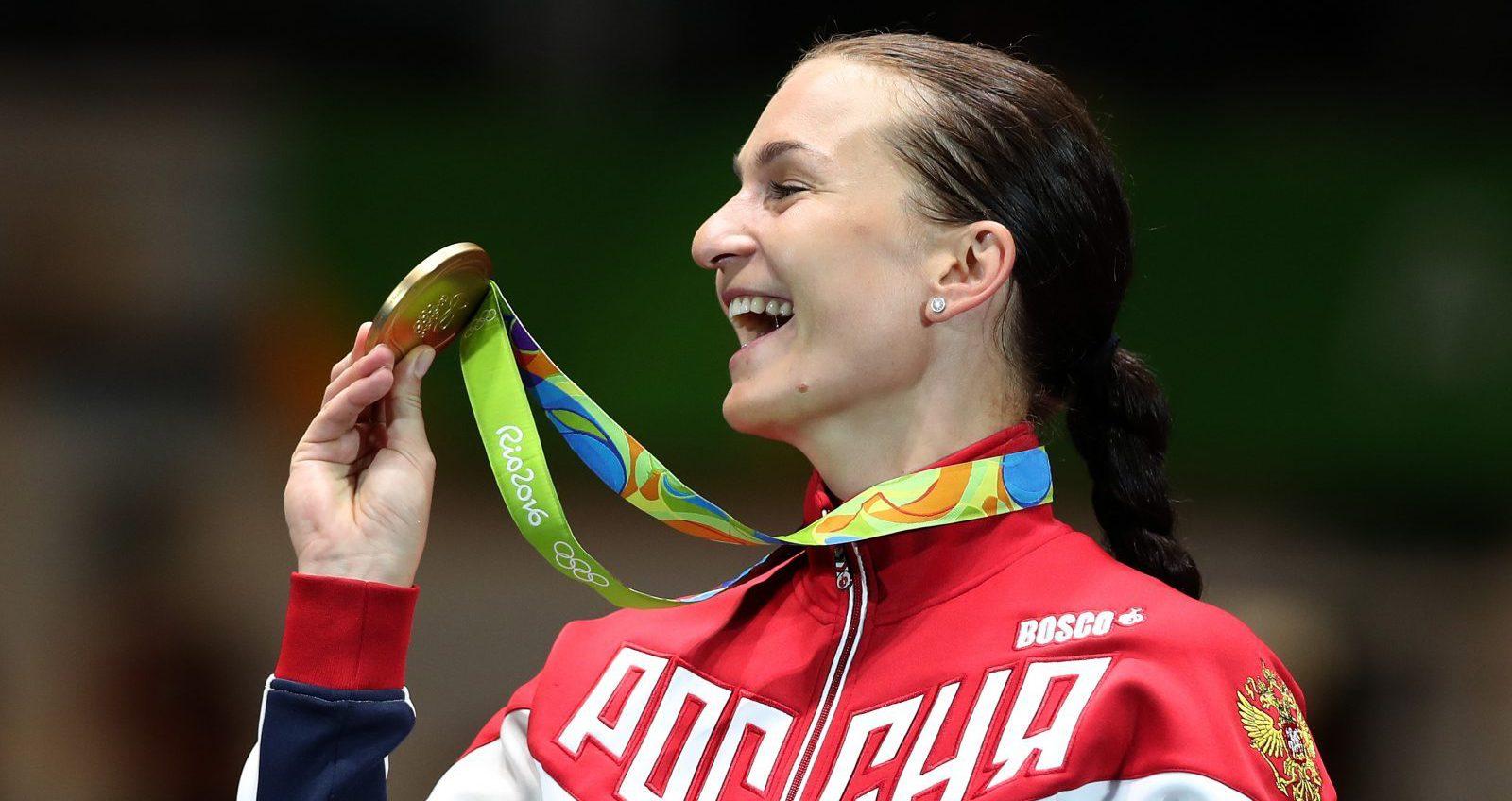 Софья Великая: Стать знаменосцем российской команды – это доверие и огромная честь - фото