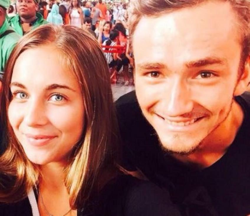 Совет жены вывел Даниила Медведева в финал US Open и топ-10. Удивительно, насколько он прост - фото