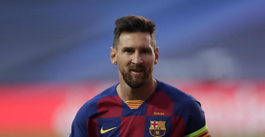 Куман считает, что Месси должен остаться в «Барселоне» - фото