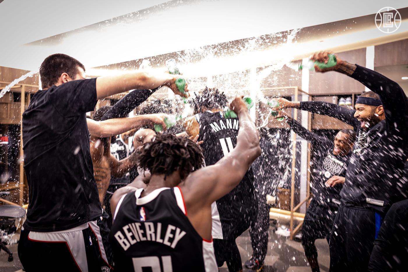 «Клипперс» впервые в истории пробились в финал Западной конференции НБА - фото