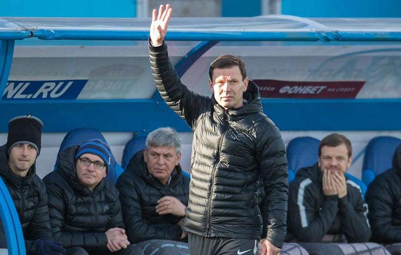 Константин Зырянов: Игроки «Зенита»-2 все играют в меру своих возможностей и способностей - фото