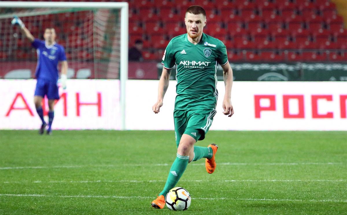 Иванов вернулся в стартовый состав «Ахмата» на матч с «Уралом» - фото