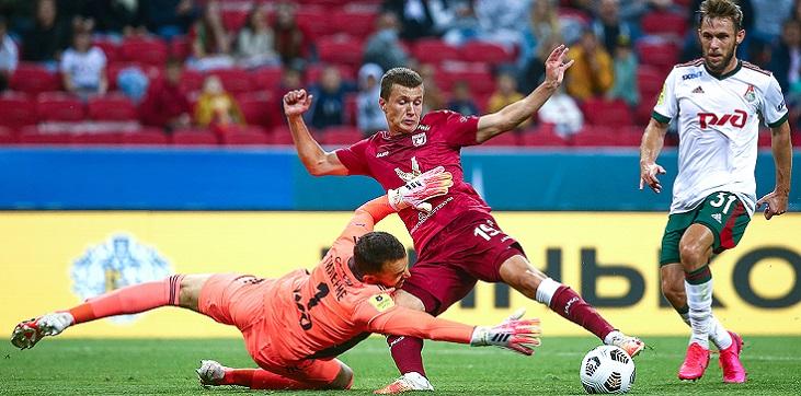 Кашшаи объяснил, почему Иванов не совершил ошибок в матче «Рубин» – «Локомотив» - фото