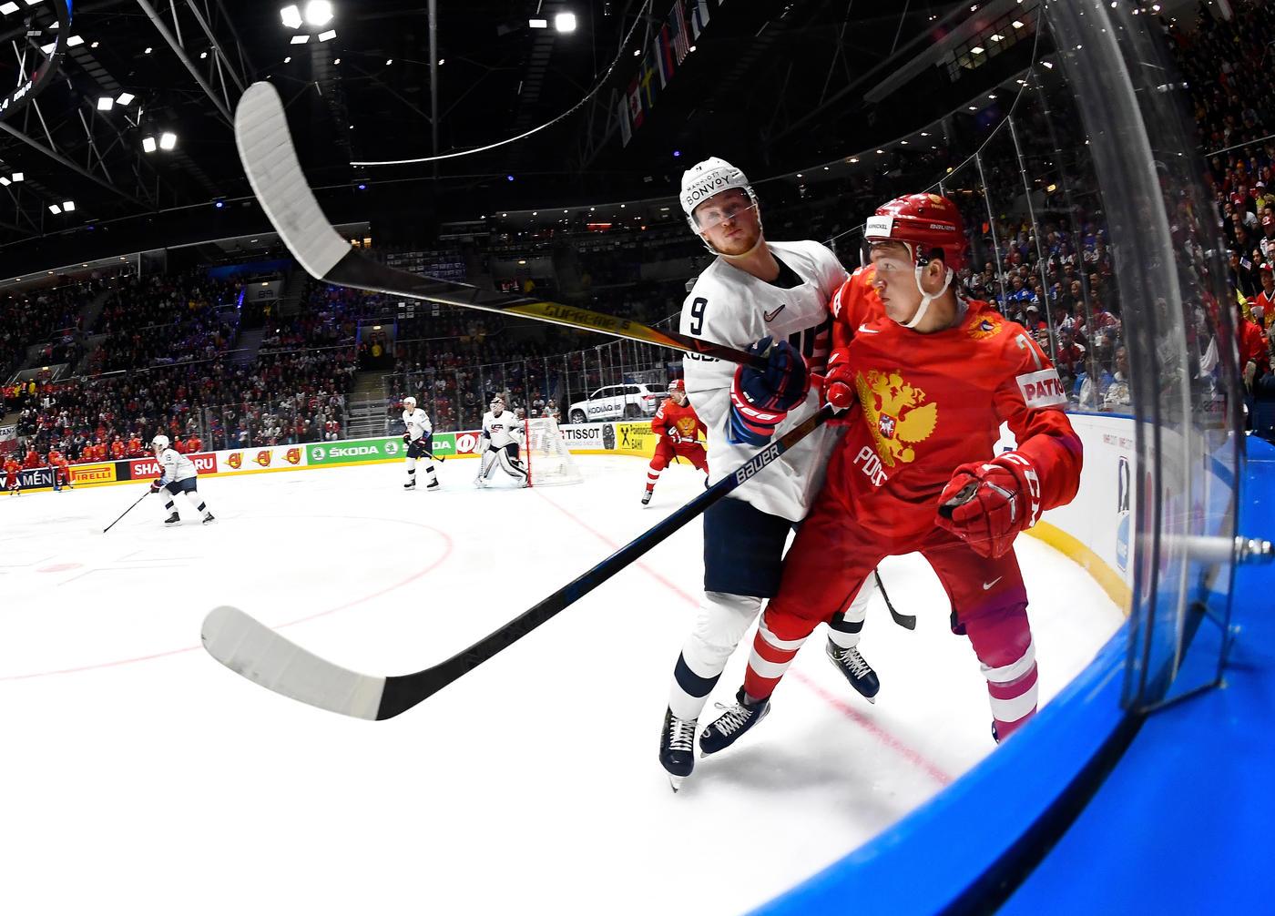 Капризов не сыграет на ЧМ в Латвии - фото