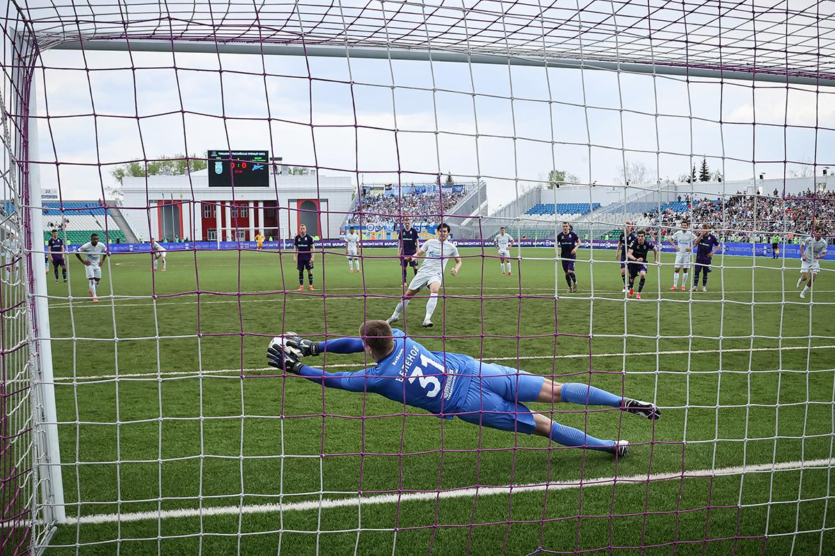 Вратарь «Уфы» Беленов может перейти в «Зенит» - фото