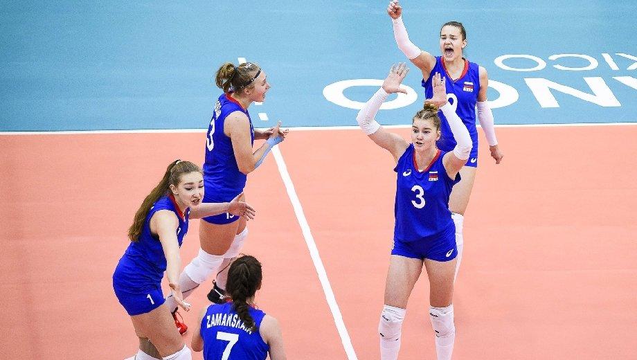 Женская сборная России во второй раз в истории выиграла юниорский чемпионат мира - фото