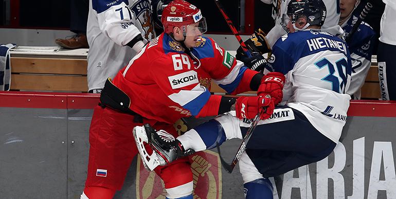 Сборной России не нужны игроки из НХЛ? - фото