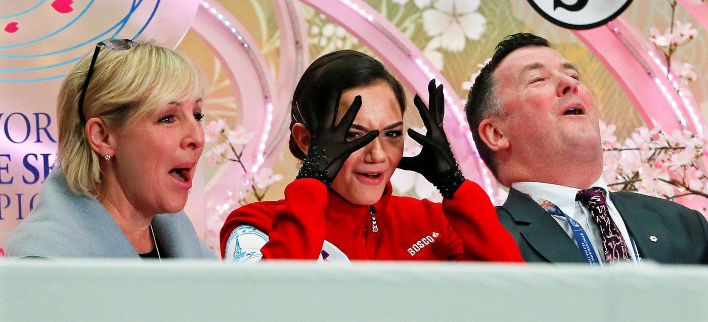 Евгения Медведева выступит на шоу Ильи Авербуха. Прощай, сборная России? - фото