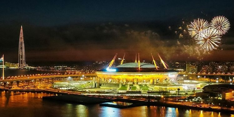 Беглов: «Газпром Арена» полностью готова к проведению Евро-2020 - фото